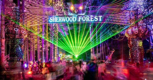 画像: 森林の神秘的な音楽フェスElectric Forest、2016年度チケット完全完売