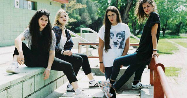 画像: スペイン、マドリードで結成された新世代DIYガールズ・バンド HiNDS日本デビュー決定!