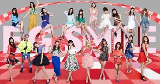 画像: E-girls初のベストアルバム「E.G. SMILE -E-girls BEST-」全貌公開!