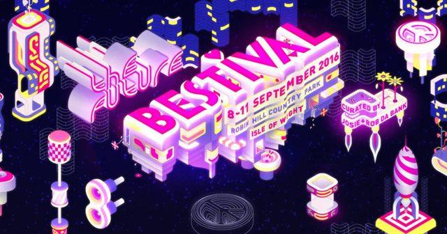 画像: イギリス・ワイト島で開催される人気フェスティバルBestivalのラインアップ発表!