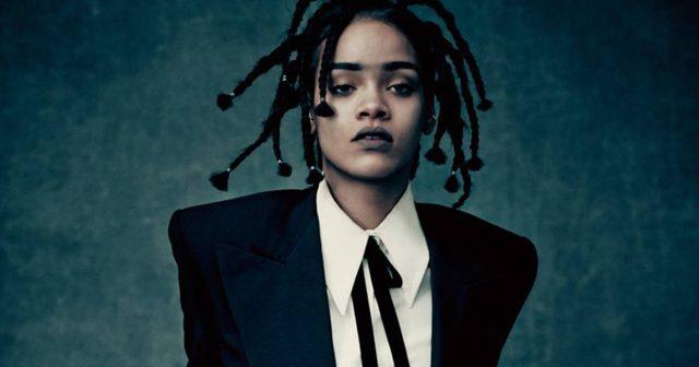 画像: Rihanna、最新アルバム『Anti』わずか2日以内にプラチナムディスク認定を達成!