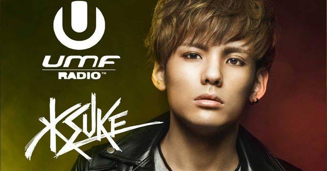 画像: 新世代のスーパーアイコン=KSUKE、次は世界中で大人気の「UMF RADIO」で音源公開!