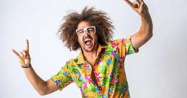 画像: 元LMFAOのお祭り男Redfoo、テンション全開でぶっ飛ばす最高のパーティー・アルバム遂に完成!