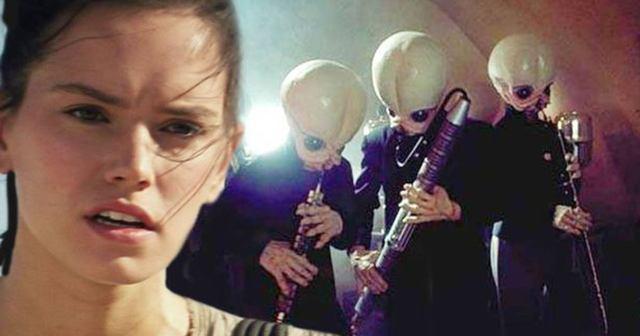 画像: STAR WARSの新ヒロインが大物と楽曲制作中!?