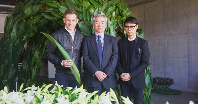 画像: 大沢伸一が音楽を奏でる植物公園のために新楽曲を制作