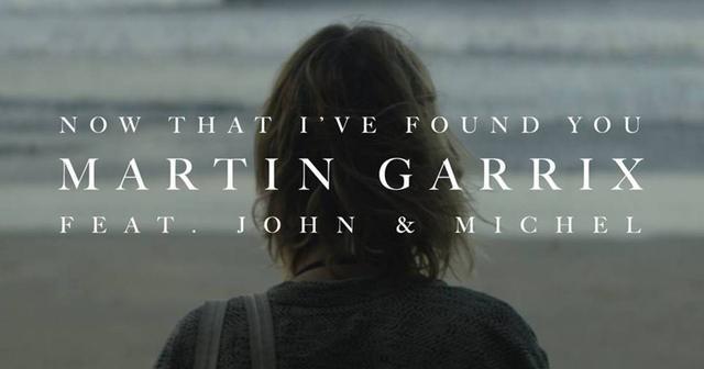 画像: Martin Garrixが新曲Now That I've Found Youを本日リリース!!