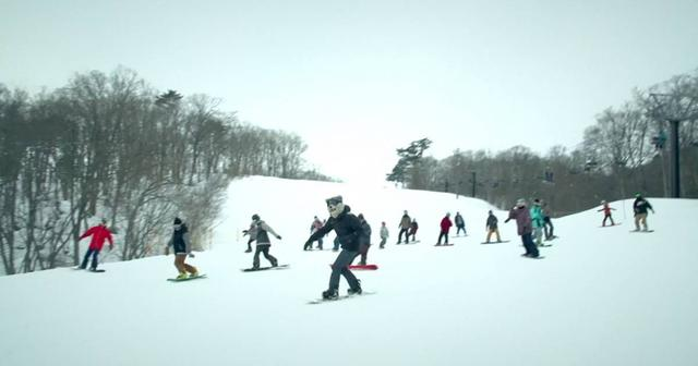 画像: MAN WITH A MISSION、スキー場ライブを映像化したミュージックビデオを公開!