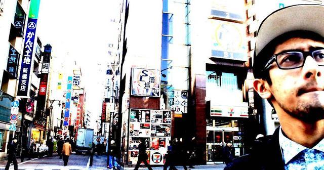 画像: Mad Decent所属、FoxskyのEPをTREKKIE TRAXよりリリース