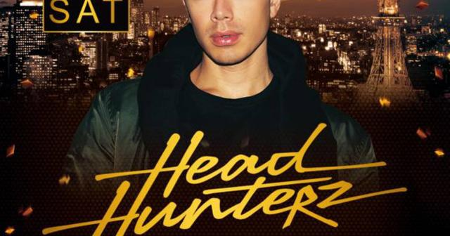 画像: オランダからハードスタイルのカリスマDJ『Headhunterz』がV2 TOKYOに初登場!