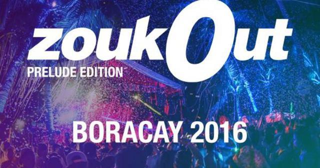 画像: フィリピン・ボラカイ島に初上陸するZoukOutのPrelude Editionラインアップ発表!