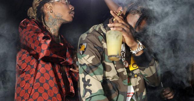 画像: Wiz KhalifaとTravi$ Scottの「Bake Sale」ミュージックビデオが公開された