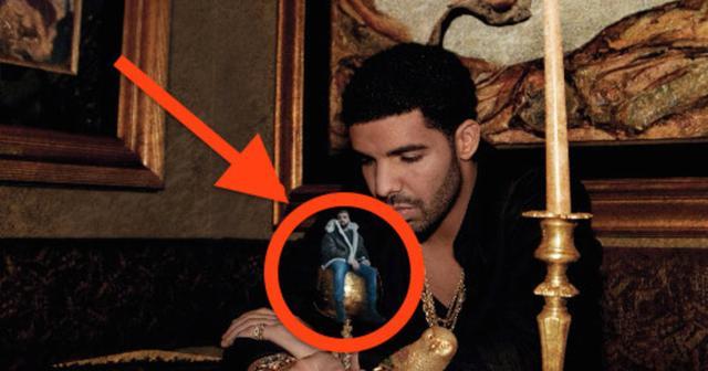 画像: Drakeの待望アルバムのアートカバーを再現できるサイトが話題に