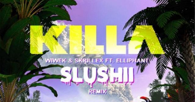 画像: Hard Summerへの出演が決まっているSlushiiがSkrillexとWiwekの「Killa」をリミックス!!