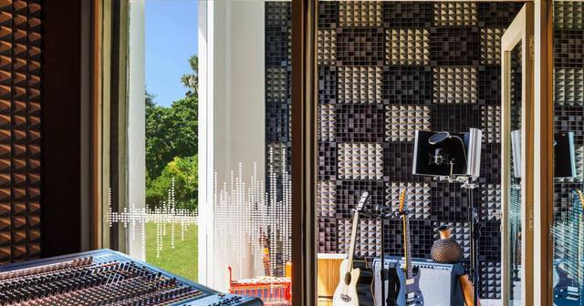 画像: ホテル業界にてトップに君臨するW Hotels、ツアーをするアーティスト専用の音楽スタジオ建設を発表
