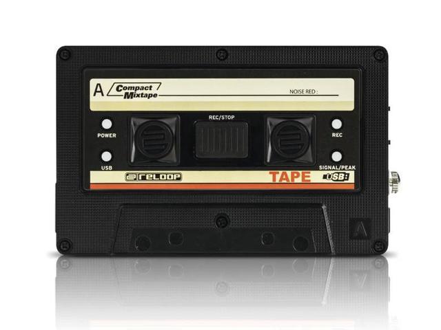 画像: MIX TAPEの録音に便利なカセットテープ型レコーダーが登場