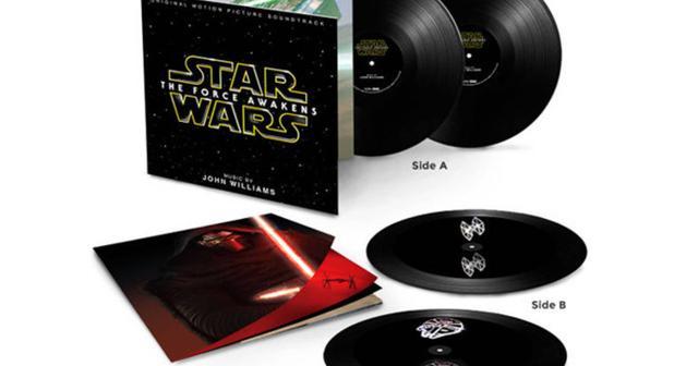 画像: スター・ウォーズ、ホログラム付きの最新作Vinylを発表