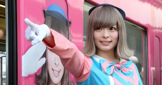 画像: きゃりーぱみゅぱみゅ、デビュー5周年ベストアルバム「KPP BEST」発売記念!歴代の名曲たちが電車になってやってくる!
