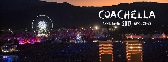 画像: 一生に一度は行きたい!Coachella 2017の日程とチケット発売日を発表!