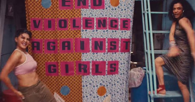画像: 男女平等社会を訴えるためにSpice Girlsの曲で女性たちによるリップシンクビデオを作成!