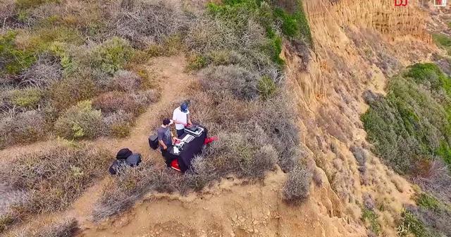 画像: こんな場所でもスクラッチ!?崖の上でのスクラッチパフォーマンス動画をチェック!
