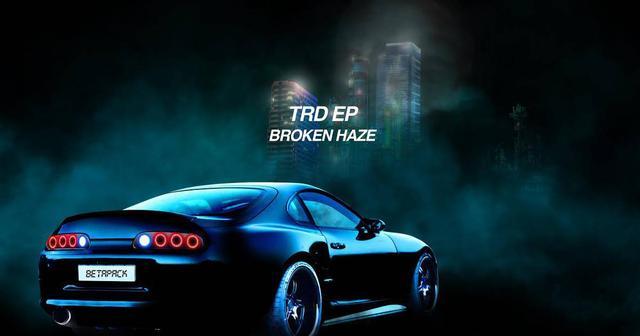 画像: BETAPACKのBROKEN HAZEが最新作『TRD EP』をリリース!