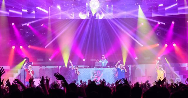 画像: RIP SLYME 全国ツアー「Dance Floor Massive V」沖縄ナムラホールにてフィナーレ!
