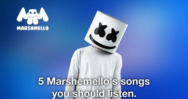 画像: EDC JAPAN 2017出演予定!Marshmelloのマストで聞きたい5曲