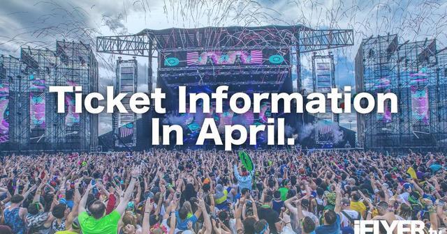 画像: 4月はフェス&来日盛りだくさん!まだ間に合う注目の来日イベントのチケットを一挙ご紹介!