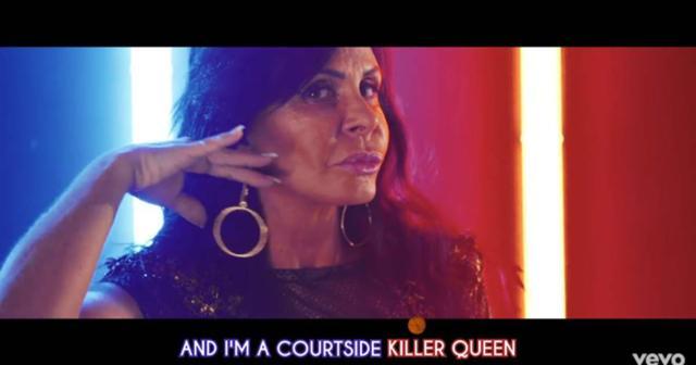画像: ケイティ・ペリー、最新シングルのリリック・ビデオに伝説のブラジル人ポップ・スターを起用
