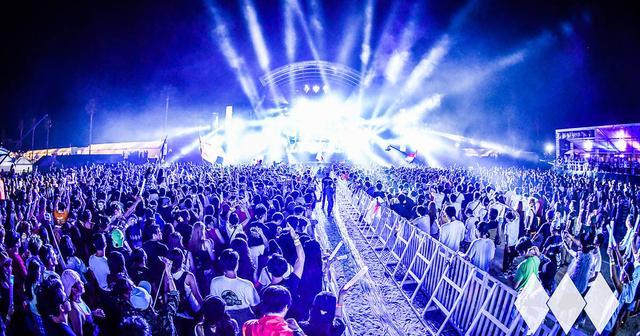画像: 大阪泉南タルイサザンビーチで開催「Music Circus'17」タイムテーブル発表!
