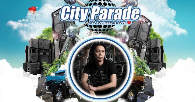 画像: Ken Ishii、Tomorrowlandの次はCityParadeに出演!!
