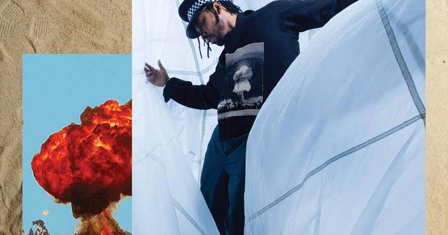 画像: MiguelとTravis Scottがタッグを組んだ最新MV『Sky Walker』公開