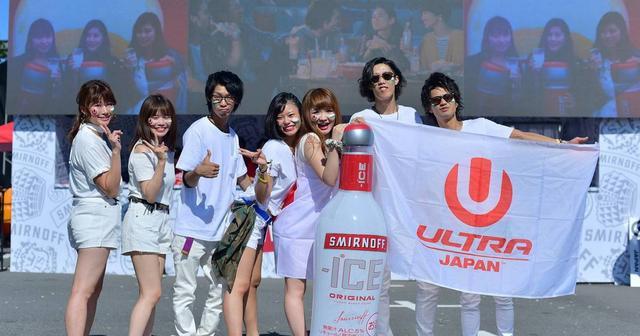 画像: 一生忘れられない3日間に!ULTRA JAPAN 2017メインステージに登場したスミノフブースをレポート!