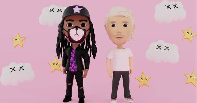 画像: DiploとStarrahによるコラボEP『Starrah X Diplo』公開