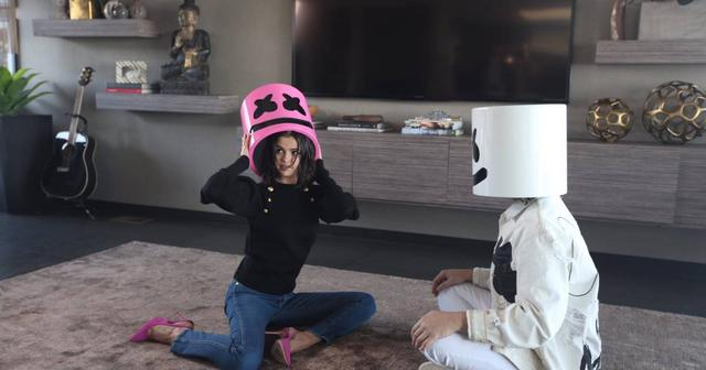 画像: 自身が歌う新曲をドロップしたばかりのMarshmello、来週には歌姫Selena Gomezとのコラボ曲をリリース