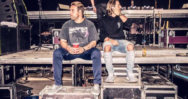 画像: Axwell ^ Ingrossoが「あの名曲」のラテンバージョン「Más De Lo Que Sabes」!