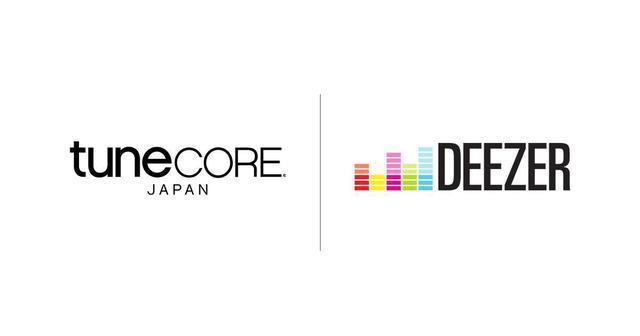 画像: TuneCore Japan、フランス発の音楽ストリーミングサービス 『DEEZER』への楽曲配信が可能に