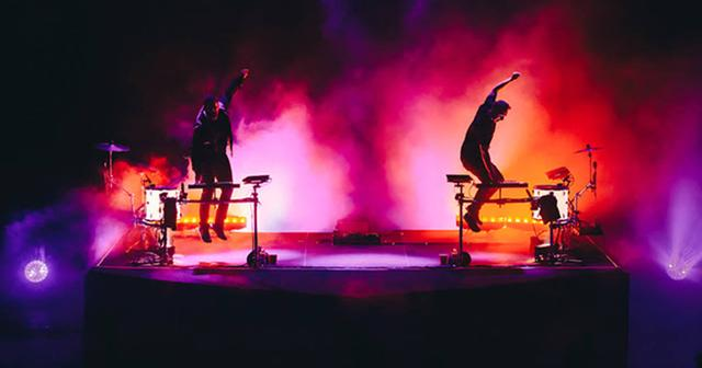 画像: ODESZA、グラミー賞2部門ノミネートの最新作をひっさげついにフジロック出演決定!