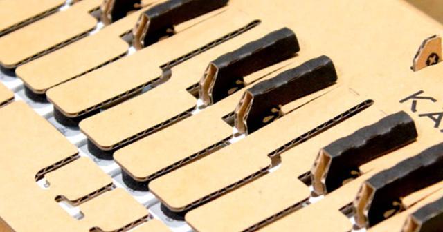 画像: 【DIYキーボード】安く、自分で作れるMIDIキーボード!!