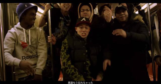 画像: NY在住ラッパー MIYACHI、「英語わかりません」のリリックがとにかく頭にこびりつくMVを公開