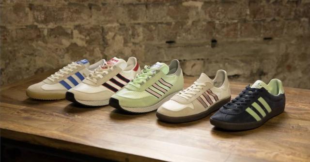 画像: Adidas がイギリスの80年代後半のレイブカルチャーにインスピレーションを得たスニーカーを発売!