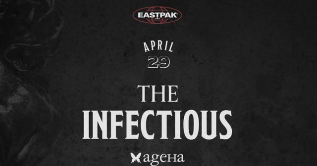 画像: IO、KEIJU、JP THE WAVY...次世代Hip Hopパーティー「The Infectious」ageHaで開催