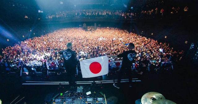 画像: 【ライブレポート】GALANTIS、東京で初の単独公演をソールドアウト&大成功!