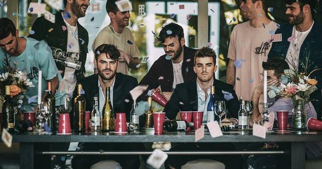 画像: The Chainsmokers アルバム完成に向けて4か月連続となる2018年第4弾シングルをリリース!
