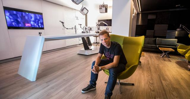 画像: トランス好き必聴、Armin van Buuren のラジオ番組「ASOT」を Apple Music で聴こう!