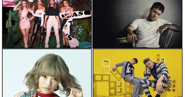 画像: 日本最大級のポップ・ミュージック・フェス【POPSPRING 2018】MTVで放送決定!
