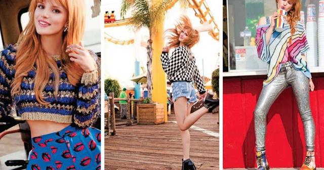 画像: ディズニー・チャンネルスターBella Thorne、ラップ曲で再デビュー、いきなりファンクマスターフレックスのお墨付き