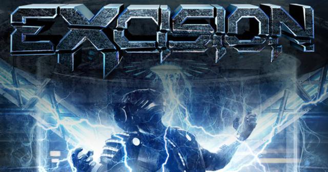 画像: Excision が通算4枚目のアルバム【Apex】を8月14日にリリース!
