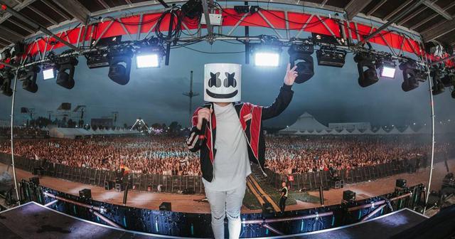 画像: 【SUMMER SONIC、SONICMANIA 出演予定】Marshmello が ニューシングルのティーザーを公開!