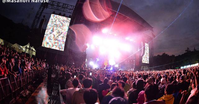 画像: 【FUJI ROCK FESTIVAL'18ライブレポート】台風一過、清々しく幕を閉じた3日目、ボブ・ディランら出演